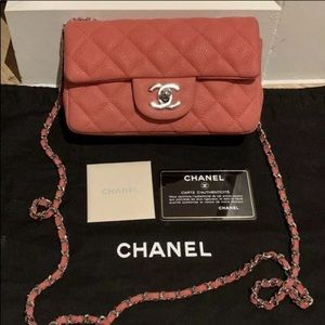 😒😒Chanel mini rectangular👎🏻👎🏻👎🏻